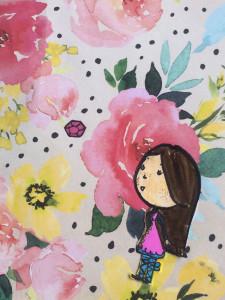 flower girl sml